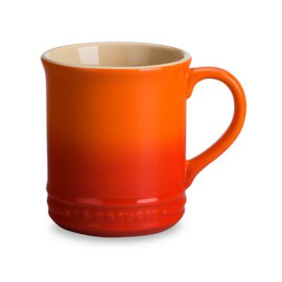 Le Creuset® 12-Ounce Stoneware Mug in Flame