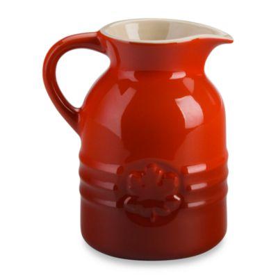 Le Creuset® 6-Ounce Syrup Jar