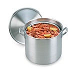 King Kooker® 32-Quart Aluminum Boil in g Pot with Basket and Lid