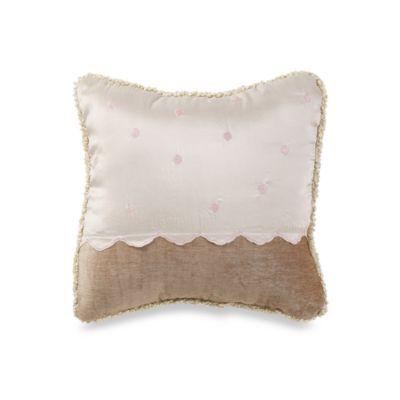 Glenna Jean Juliette Dot Pink Pillow II