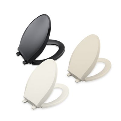 Kohler® Cachet® Quiet-Close™ Quick Release™ Elongated Toilet Seat