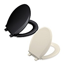 Kohler® Cachet® Quiet-Close™ Quick Release™ Round Toilet Seat