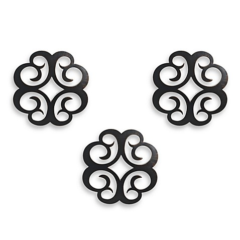 Umbra Blossom Wall Decor (Set of 3)