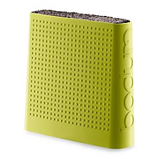 Bodum® Bistro Knife Storage Block - Green