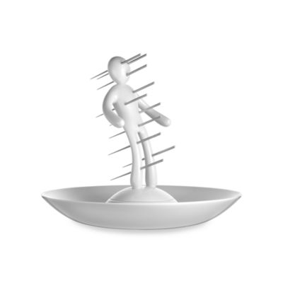 The Ex® Appetizer Skewer Set in White