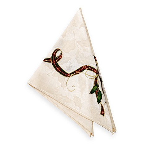 Buy Lenox 174 Holiday Nouveau Napkin From Bed Bath Amp Beyond