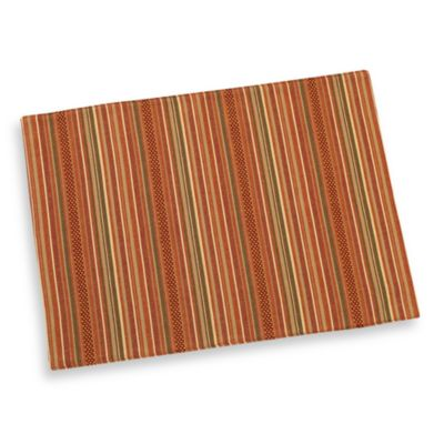 Autumn Stripe Placemat