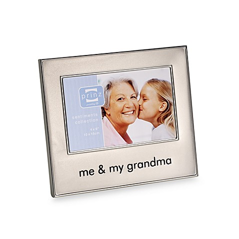 Me and My Grandma Frame