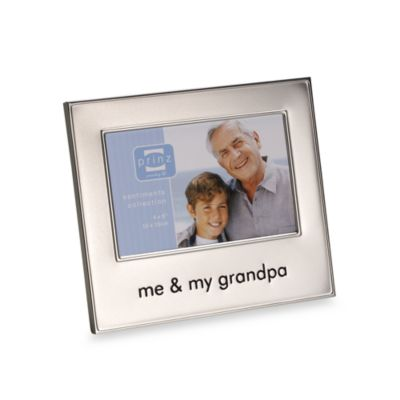 Me and My Grandpa Frame