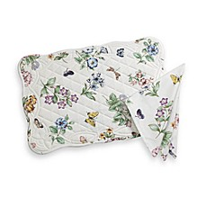 Lenox® Butterfly Meadow® Quilted Placemat and Napkin
