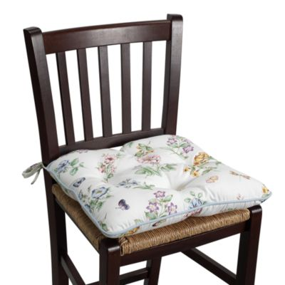 Lenox® Butterfly Meadow® Quilted Chair Pad