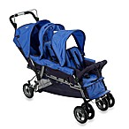 Foundations® Trio™ Triple Tandem Stroller