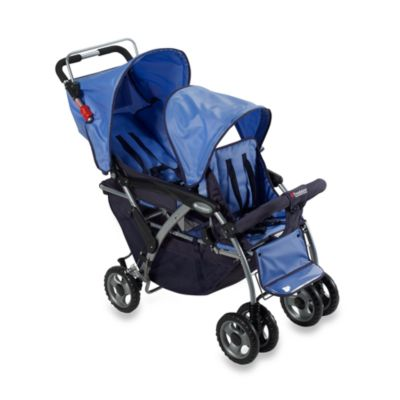 Foundations® Duo™ Double Tandem Stroller