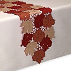 Scattered Leaves Table Runner