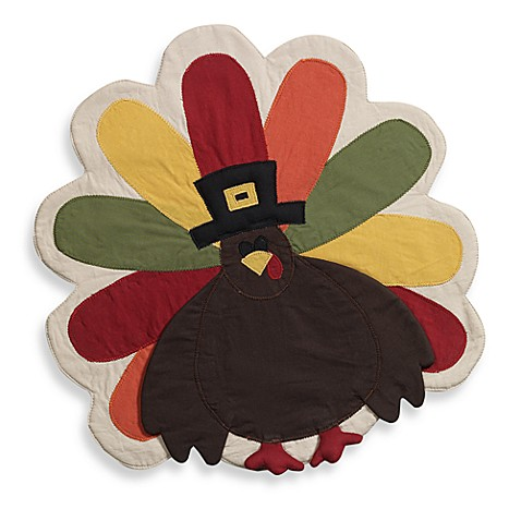 Pilgrim Turkey Placemat