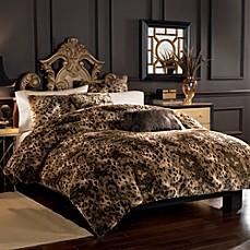 Lynx Faux Fur Duvet Cover Set Bed Bath Amp Beyond