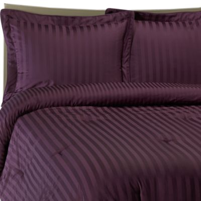 Wamsutta Purple Comforter Set