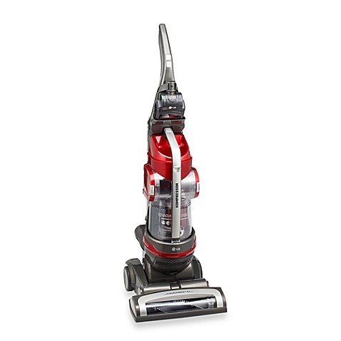 LG Life's Good Kompressor® Plus Upright Vacuum -LuV300B
