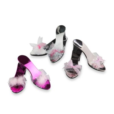 Miss Princess Fantasy Dress Up Shoes (3-Pair)