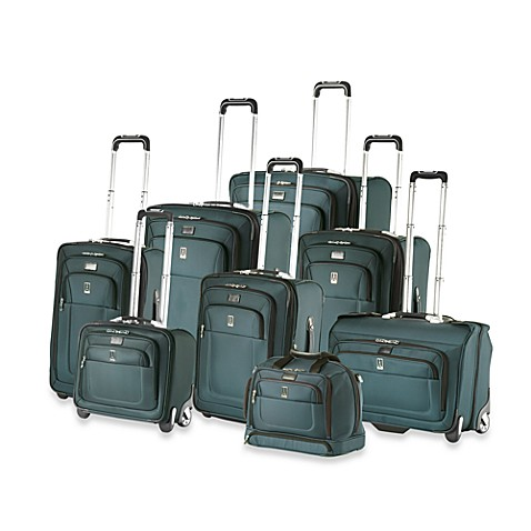 Travelpro® Crew™ 8 Luggage - Green
