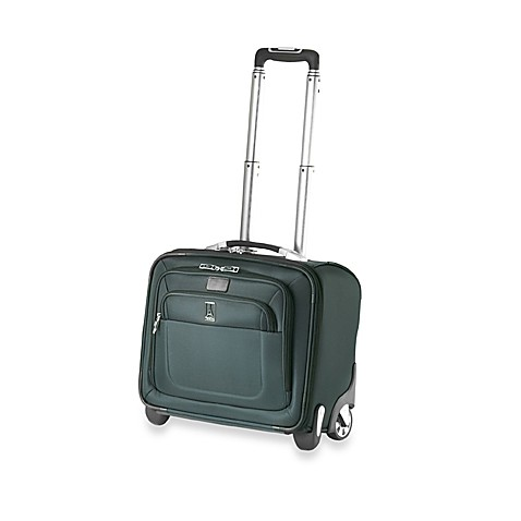 Travelpro® Crew™ 8 Rolling Business Tote in Green