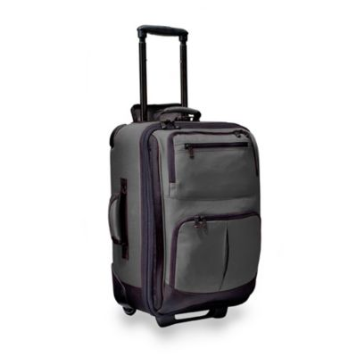 Rick Steves® 24-Inch Roll-About Upright in Black