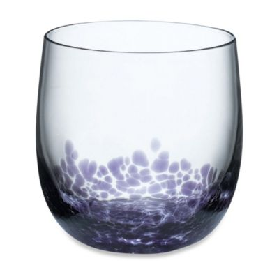 Dishwasher Safe Amethyst Tumblers