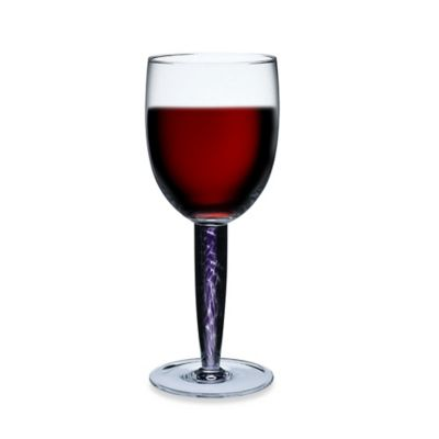 Denby Amethyst 10 1/2-Ounce Red Wine Glasses (Set of 2)