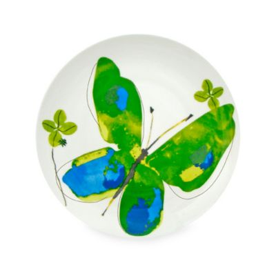 Vera™ Papillion Dream 10 1/2-Inch Dinner Plate