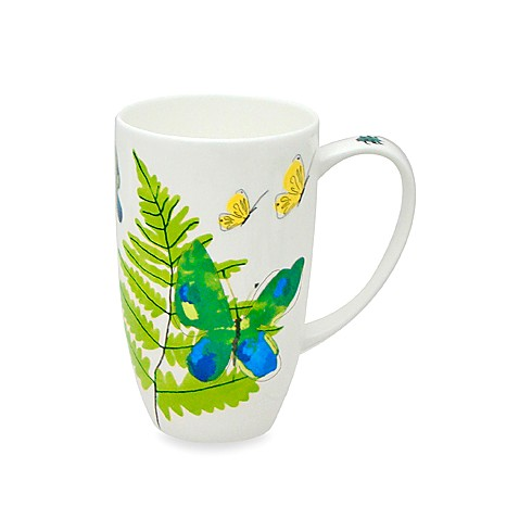 Vera™ Papillion Dream Fern 13-Ounce Mug