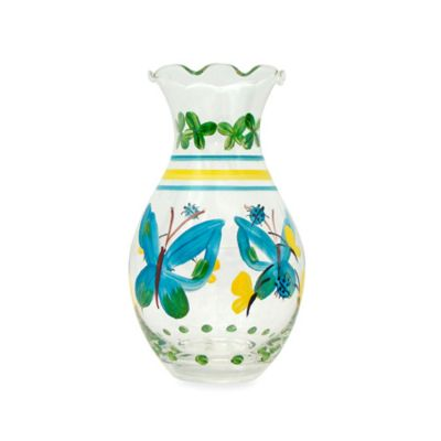 Vera™ Papillion Dream 6-Inch H Vase
