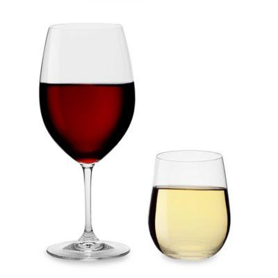Riedel® Vinum Cabernet/ Bordeaux and O Chablis Glass Set