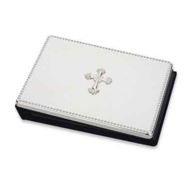 Reed & Barton® Abbey Cross Photo Album