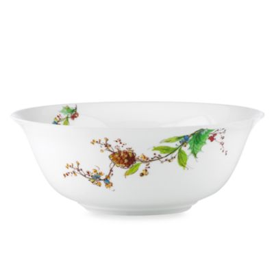 Lenox® Winter Song 54-Ounce Serving Bowl