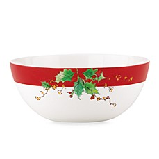 Lenox® Winter Song 24-Ounce Serving Bowl