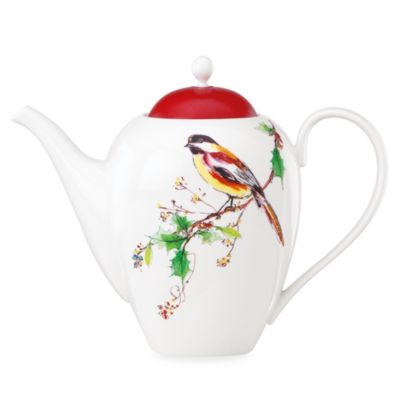 Lenox® Winter Song 44-Ounce Beverage Server