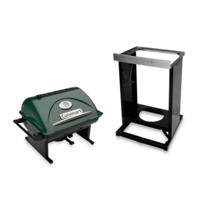 Charcoal Grill Outdoors