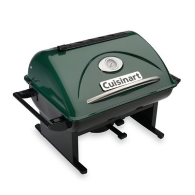 Cuisinart® Gratelifter™ Portable Charcoal Grill