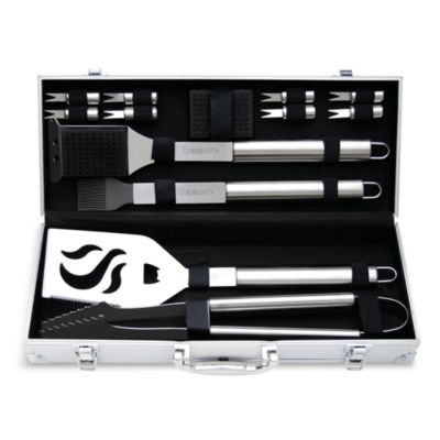 Cuisinart® 14-Piece Grilling Tool Set With Aluminum Case