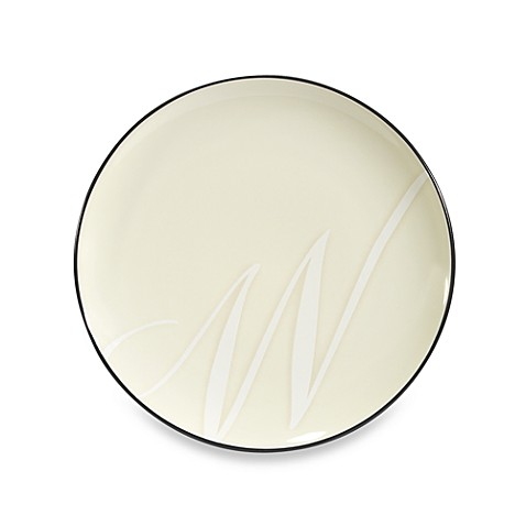 Noritake Colorwave Graphite Accent Plate - W