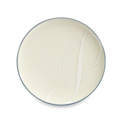 Noritake® Colorwave Blue Rim Accent Plate - P