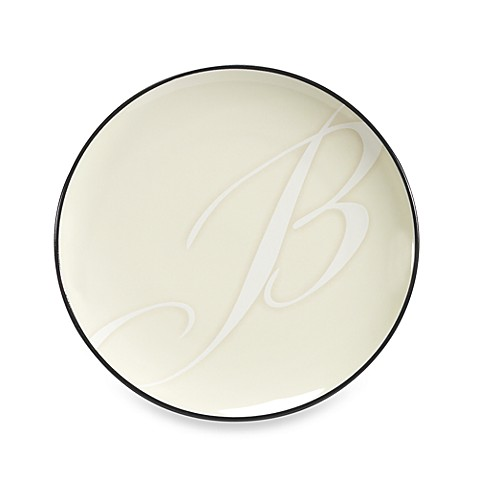 Noritake Colorwave Graphite Accent Plate - B