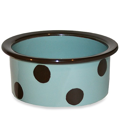 Petrageous® Designs Sassy Too 6-Inch Round Stoneware Pet Bowl