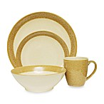 Sango Malibu Gold 16-Piece Dinnerware Set