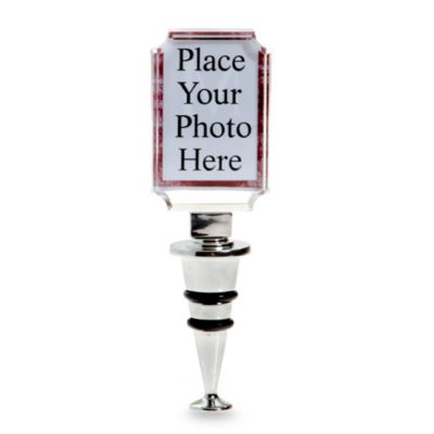 Photo Wine Stopper