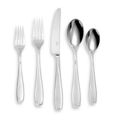 Cambridge® Silversmiths Mickelton 20-Piece Flatware Set