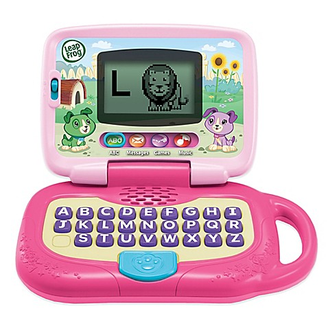 LeapFrog® My Own LeapTop™ Laptop in Violet