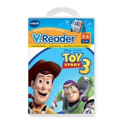 V. Reader Cartridge in Disney®/Pixar Toy Story 3