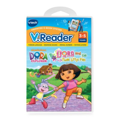 V. Reader Cartridge in Dora