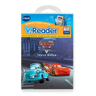 V. Reader Cartridge in Disney®/Pixar CARS